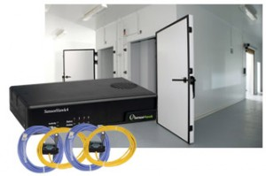 industrial cold storage freezer temperature monitoring systems