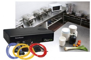 food services temperature monitoring systems
