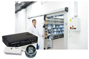 laboratory environmental temperature monitoring systems