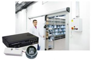 laboratory environmental temperature monitoring systems