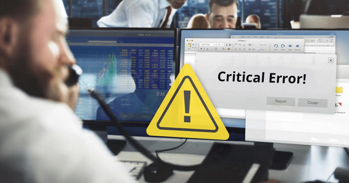 computer-critical-error